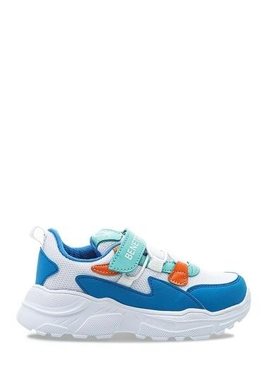 Benetton Bn30168 Çocuk Spor Ayakkabı Mavi